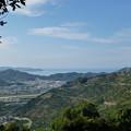 Photos: 裏山の峠からの風景