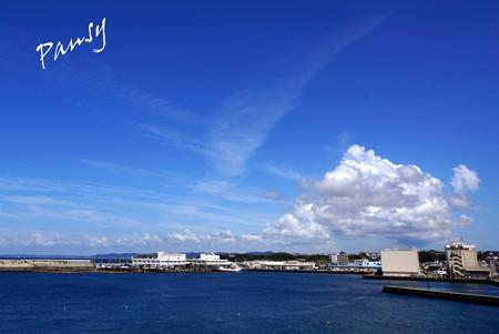 空と・・雲と・・海と・・3