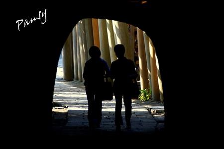 トンネル・・