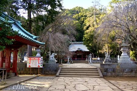 御本殿・・伊豆山神社~4
