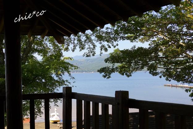 山中湖 河口湖 382
