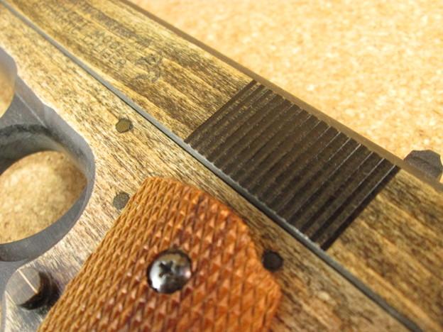 レインボーラグーン 木製銃 ガバメント シリーズ70