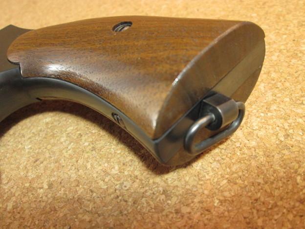 レインボーラグーン H24/0074 S&W ヴィクトリーモデル 4インチ