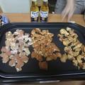 Photos: りあるママさんに頂いた食材で残暑お見舞い会
