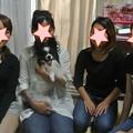 Photos: お姉ちゃんが一杯のβ太の家族です