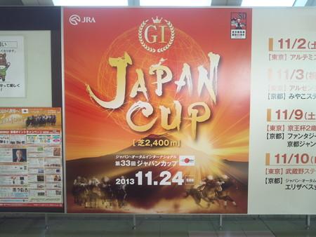 第33回 ジャパンカップ