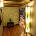鬼怒川プラザホテル温泉入口