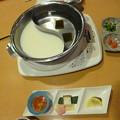 Photos: 豆乳しゃぶしゃぶ