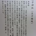王子神社の説明