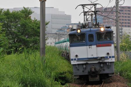 5474レ EF65 2069+タキ