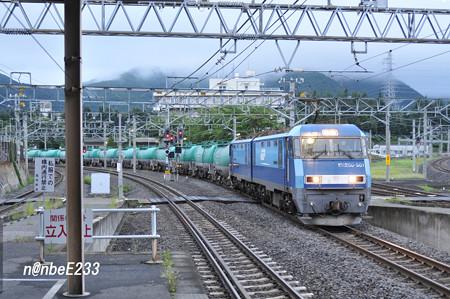 2081レ EH200-901+タキ