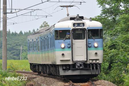 346M 115系 ナノN29編成