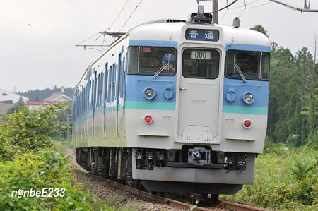 346M 115系 ナノN29編成 (あと打ち)