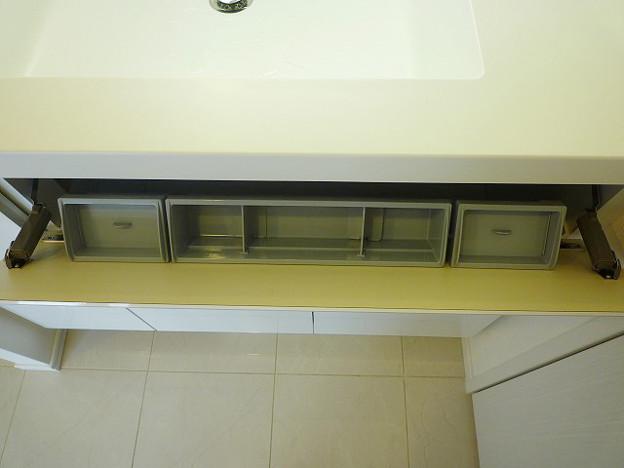 洗面台小物ポケット2