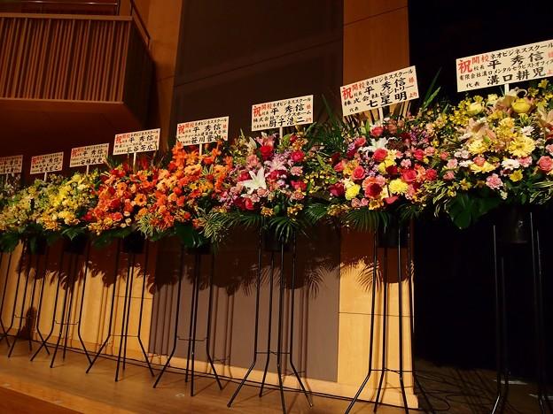 Photos: みなさんからお花ズラリ