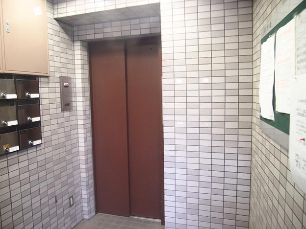 西横浜レジデンス~エレベータ
