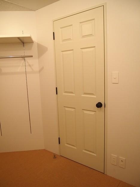 代官山エーデルハイム~寝室ドア