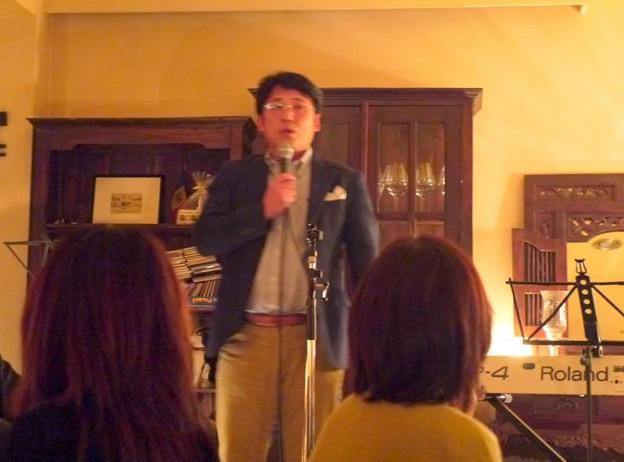 渡辺さんスピーチ
