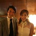 Photos: 上野さんとメリ先生