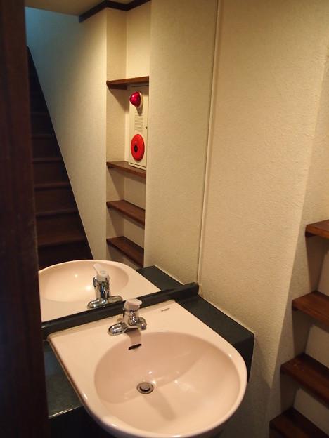 米久ビルNo.2~洗面台