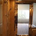 六本木プラシッド~マスターベッドバスシャワー