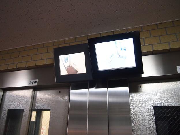 秀和東五反田駅前レジデンス~エレベータ防犯カメラ