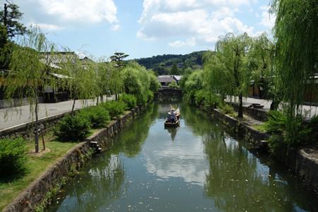 倉敷川の夏2012