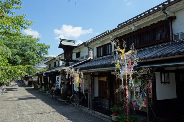 写真: 七夕飾りの倉敷2012!