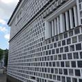 写真: 倉敷のうろこ壁2012!