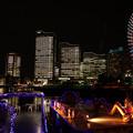 Photos: みなと未来のビルがライトアップ3!2012
