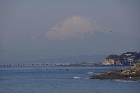 初春の富士山130113-2