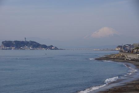 初春の富士山130113-3