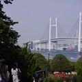 写真: 今日の横浜ベイブリッジ!130525