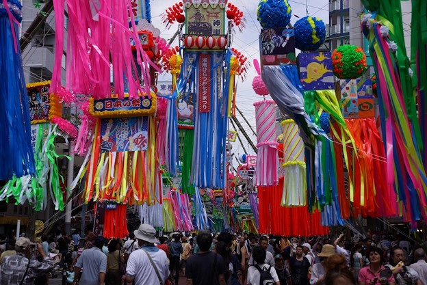 平塚七夕祭り!130706