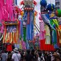 写真: 平塚七夕祭り!130706