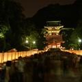 写真: 鎌倉ぼんぼり祭2!130807