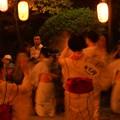 写真: 盆踊りの着物!130817