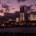 Photos: 横浜全館ライトアップ!131224