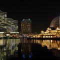 写真: 横浜みなと未来!140317