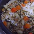 Photos: しらす炊き込みご飯