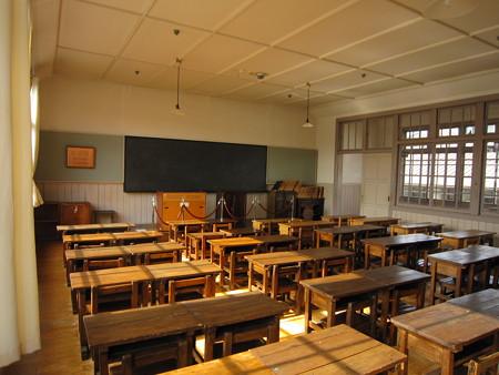 昔の教室♪II