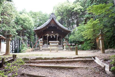 内久保砦(三明神社) - 1