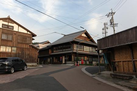 恵那市岩村町岩村本通り伝統的建造物群保存地区 - 04