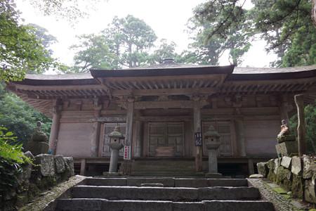 大山寺阿弥陀堂 - 2