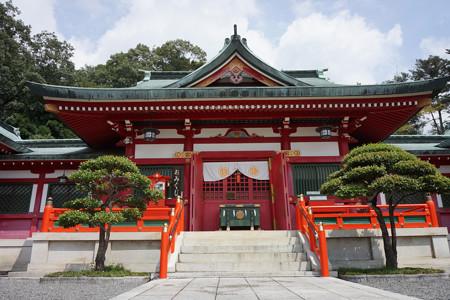 足利織姫神社 - 03