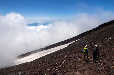 富士登山31