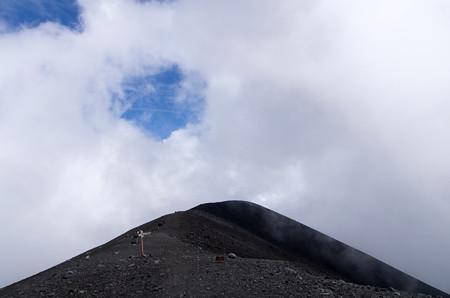 富士登山35