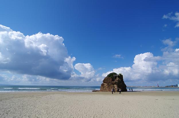 稲佐の浜(1)