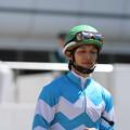 Photos: 上野翔騎手