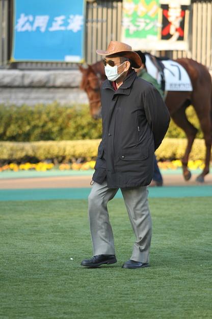 Photos: 大久保洋吉先生
